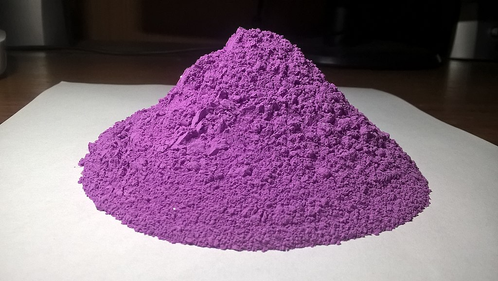 Difference Between Cobalt Oxide and Cobalt Carbonate