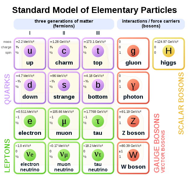 Difference Between Fundamental Particles and Elementary Particles