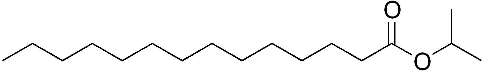 Difference Between Isopropyl Myristate and Isopropyl Palmitate