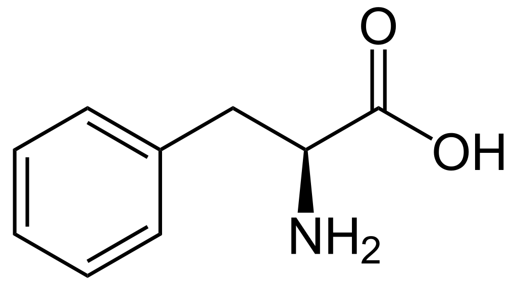 Key Difference - L-phenylalanine vs DL-phenylalanine