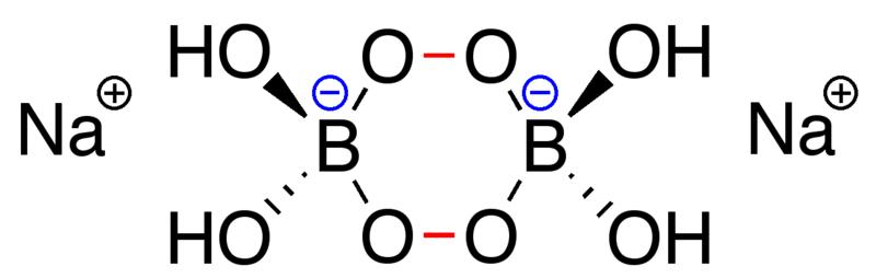 Key Difference - Sodium Perborate vs Percarbonate