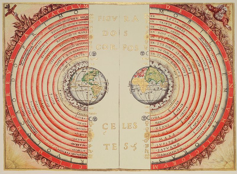 Key Difference - Geocentric vs Heliocentric Models