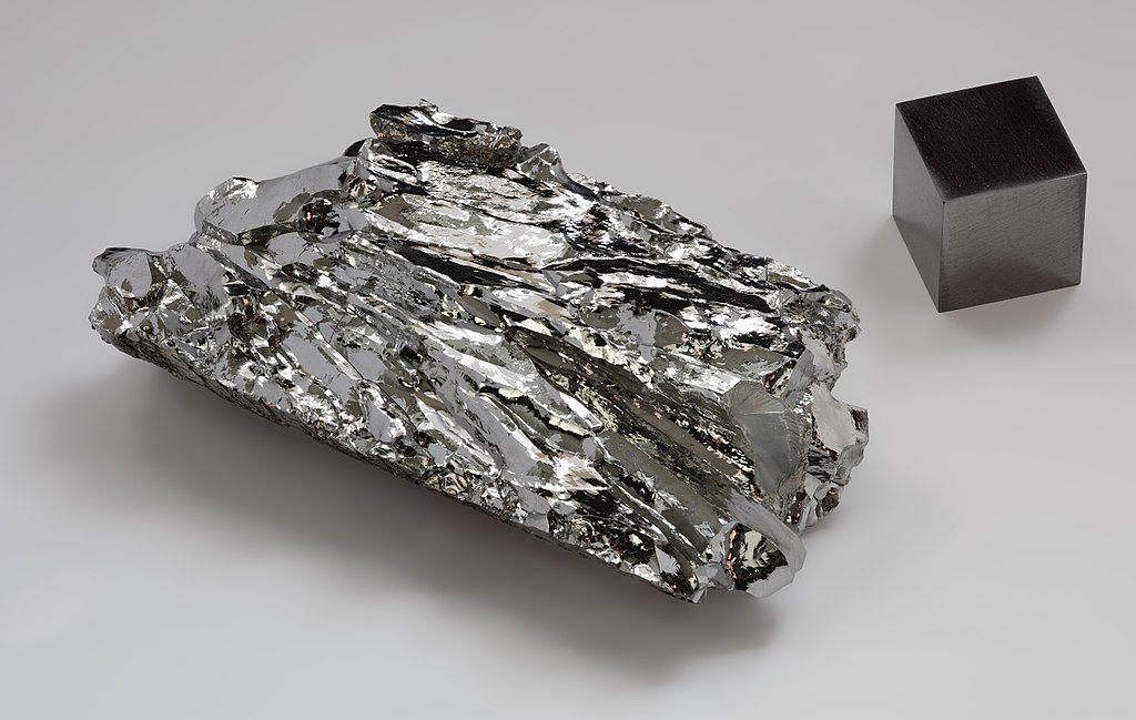 Difference Between Molybdenum and Tungsten