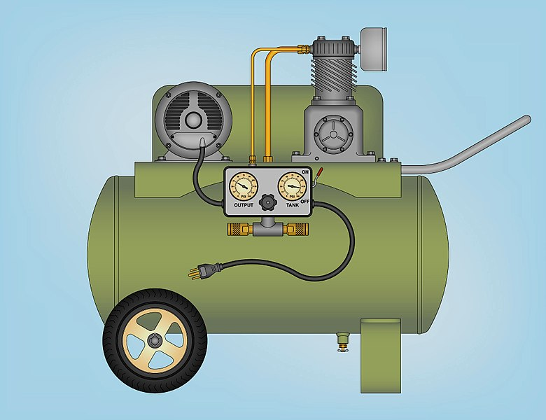 Difference Between Compressed Gas and Compressed Air