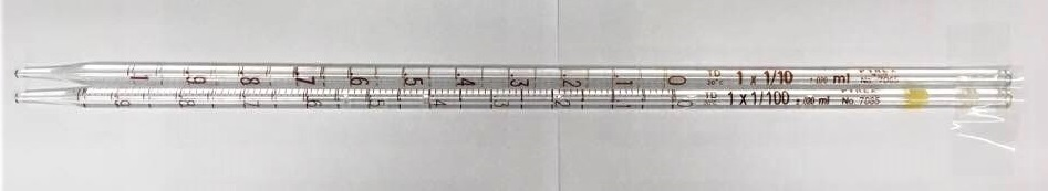 Difference Between Volumetric Pipette and Graduated Pipette