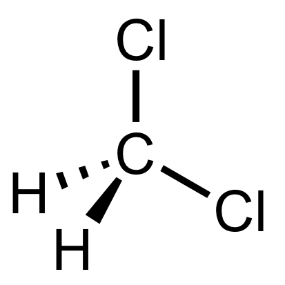 Key Difference - Chloroform vs Dichloromethane