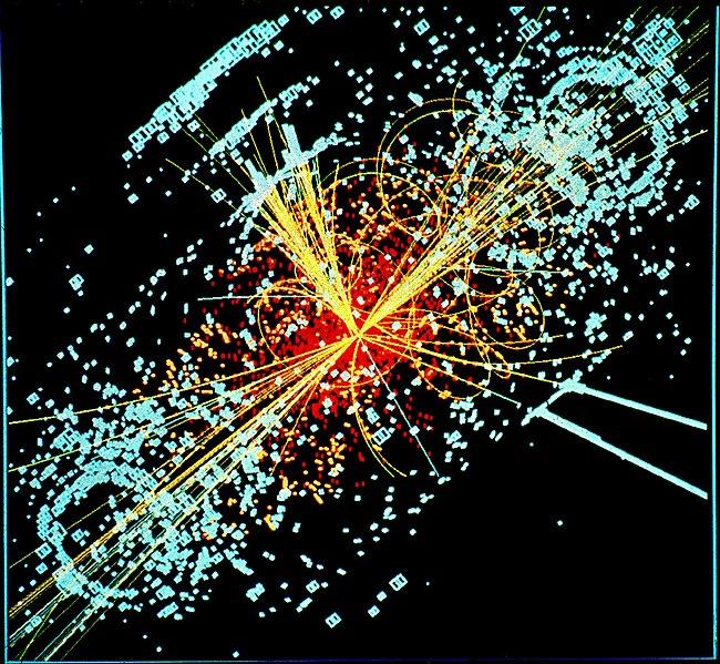 Higgs Event - Loop Quantum Gravity