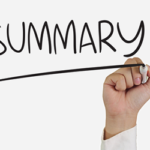 Difference Between Summary and Precis